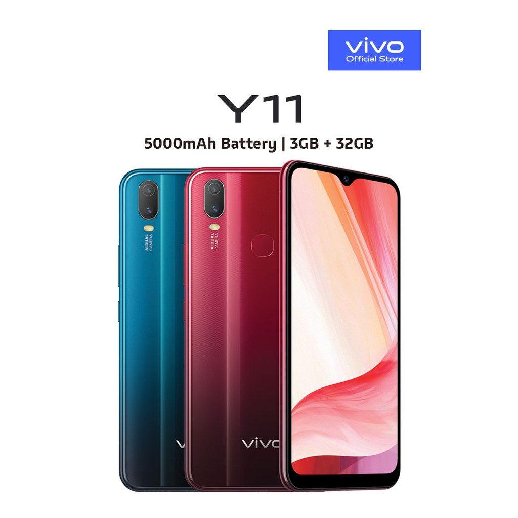Test VIVO Y11 : avis complet, prix et fiche technique