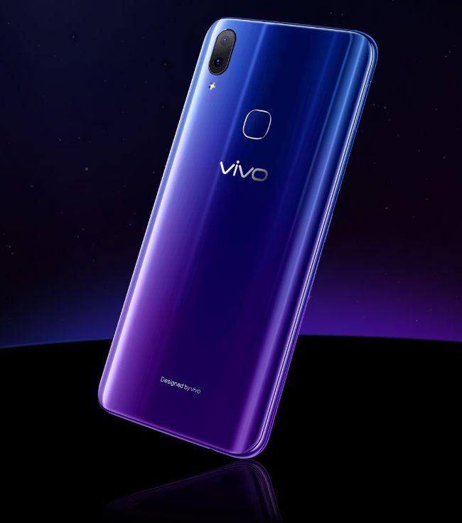 Design Vivo V11i