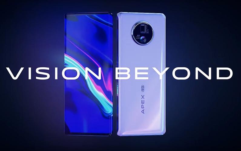 VIVO APEX 2020 smartphone