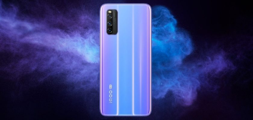 Vivo IQOO Z1x nouveau smartphone