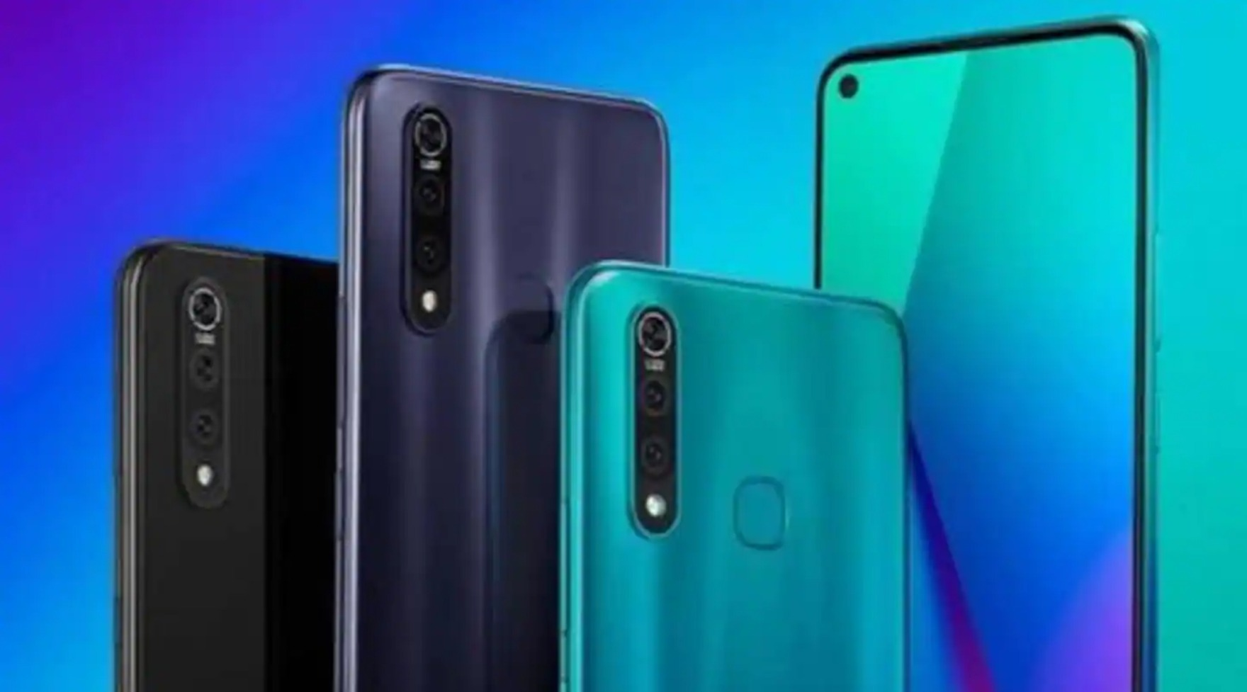 Vivo Z5X 2020 smartphone