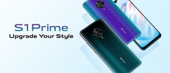 Vivo nouveau smartphone S1 Prime