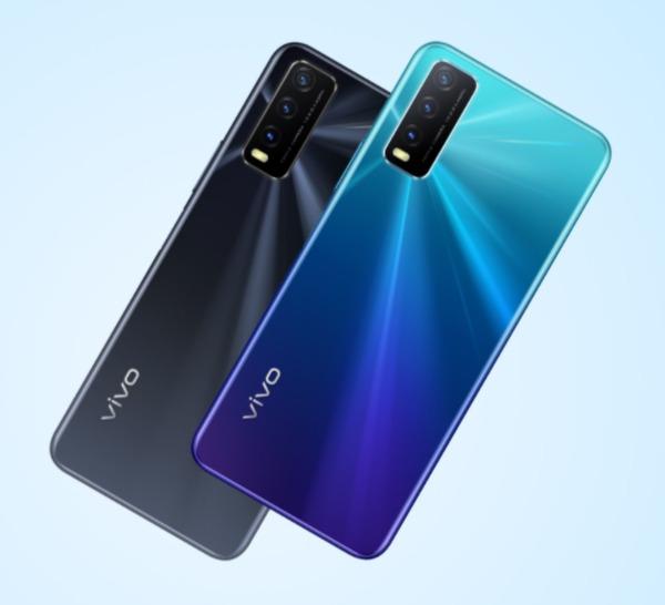Vivo smartphone Y20S