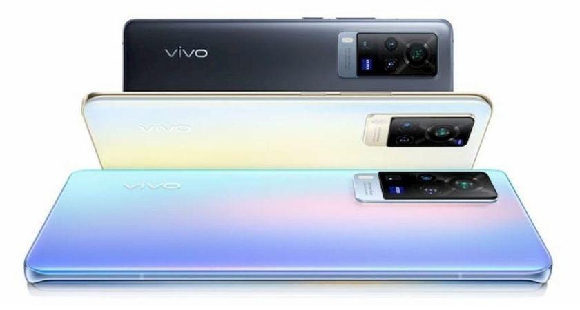 Vivo sortie smartphone X60
