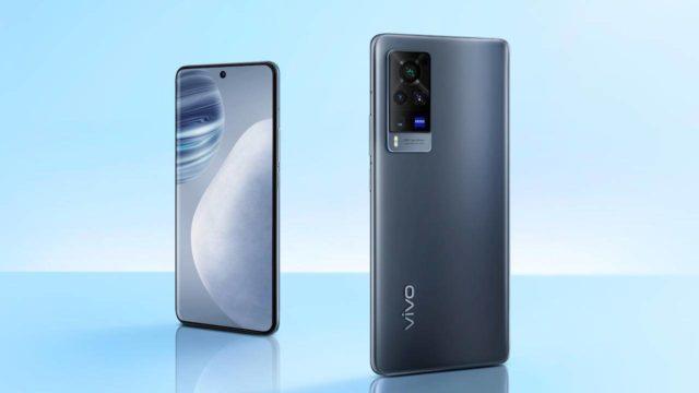 Vivo X60 et X60 Pro