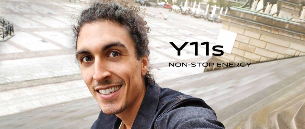 Exemple de photo Vivo Y11S